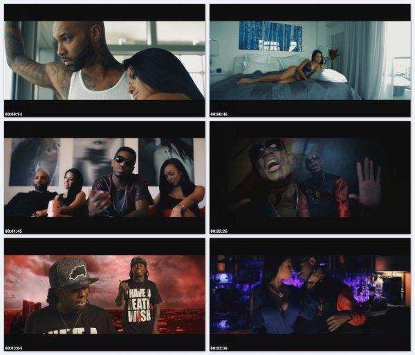 Joe Budden Feat. Fabolous, Lil Wayne & Tank - She Don't Put It Down
