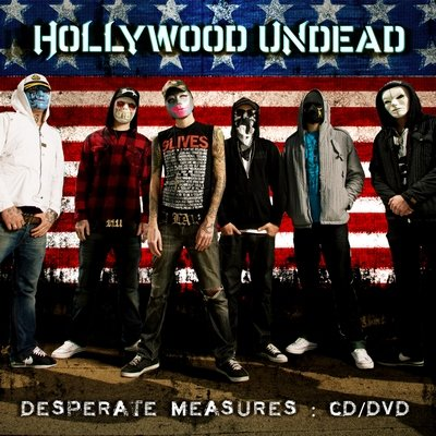 Hollywood Undead - Desperate Measures (Live)