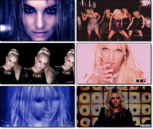 Britney Spears Feat. Skrillex - Right On Time (Remix)