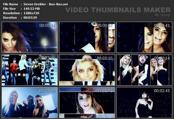 Seven Urekler - Bax-Bax (Remix)