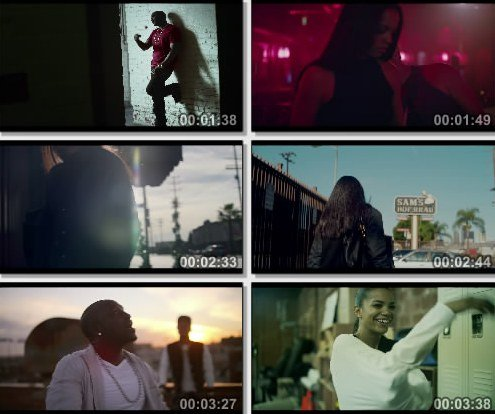 Wiz Khalifa feat. Akon - Let It Go