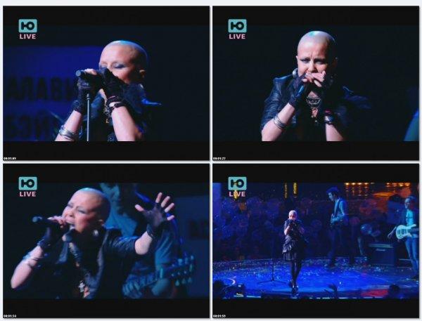 Total - Бьет По Глазам (Live, Супердискотека 90-х, 2013)