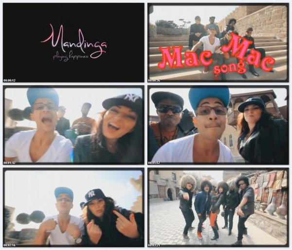 Mandinga - The Mac Mac Song