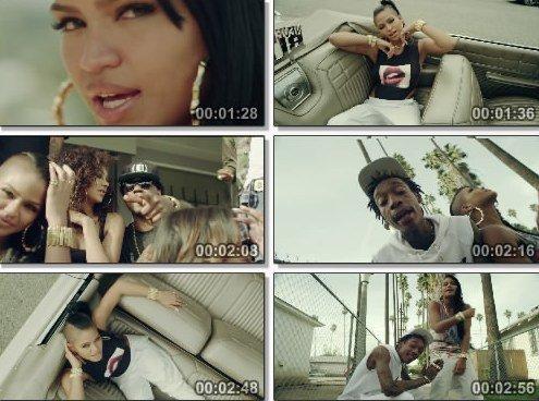Cassie Feat. Wiz Khalifa - Paradise