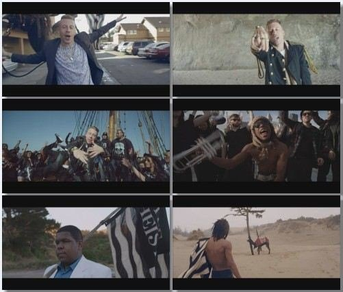 Macklemore & Ryan Lewis ft. Ray Dalton - Can't Hold Us