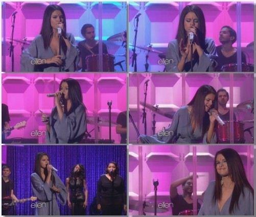Selena Gomez - Come & Get It (Live, Ellen DeGeneres, 2013)
