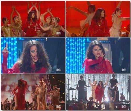 Selena Gomez - Come & Get It (Live, MTV Movie Awards, 2013)