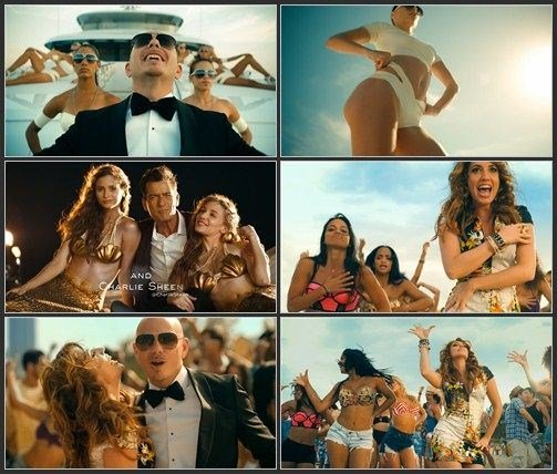 Arianna ft. Pitbull - Sexy People (The Fiat Song)