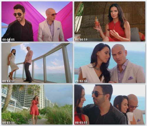 Ahmed Chawki Ft. Pitbull - Habibi I Love You