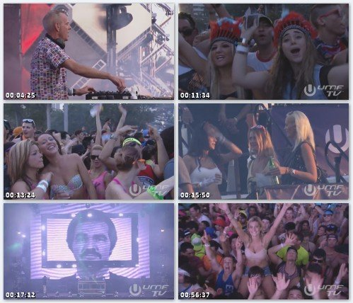 Fatboy Slim - Live at Ultra Music Festival Miami 2013
