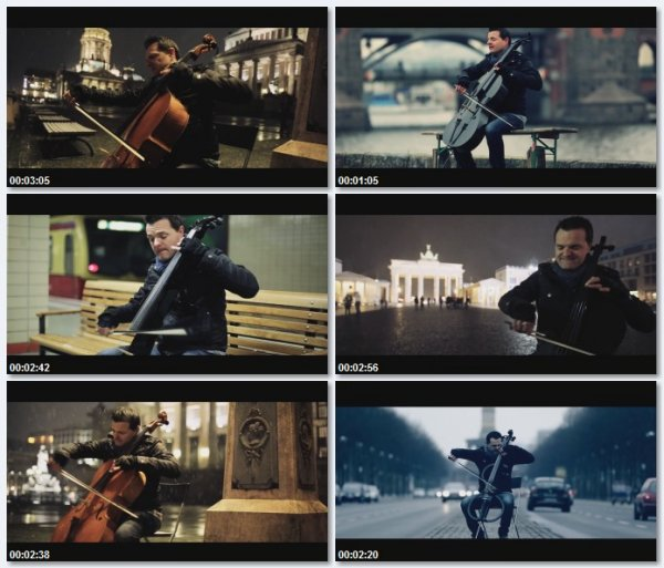 ThePianoGuys - Berlin (Original Song For 12 Cellos And A Kick Drum)