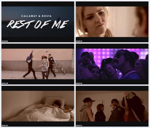 Callaway & Rosta - Rest Of Me