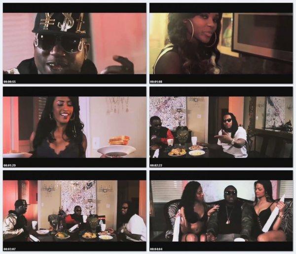 Gucci Mane Feat. Waka Flocka & PeeWee Longway - Breakfast