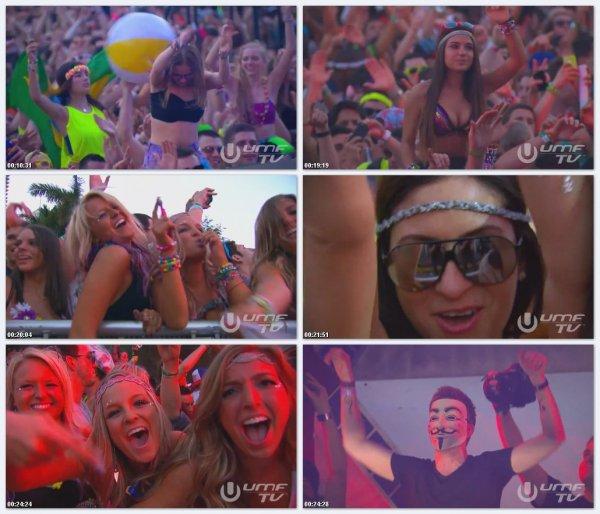 Nicky Romero - Live At Ultra Music Festival 2013