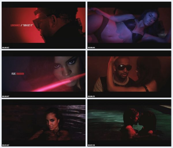 Loverance feat. Omarion - Gon Get It