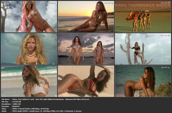 Stone & Van Linden Feat. Lyck - Into The Light (Bikini Destinations - Bahamas)