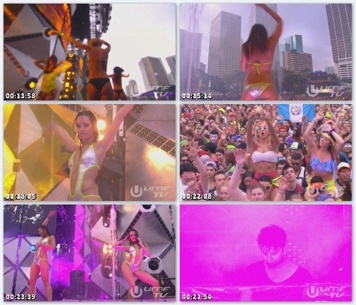R3hab - Live at Ultra Music Festival 2013