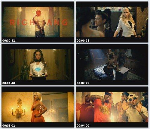 Birdman Feat. Lil Wayne, Future, Nicki Minaj and Mack Maine - Tapout