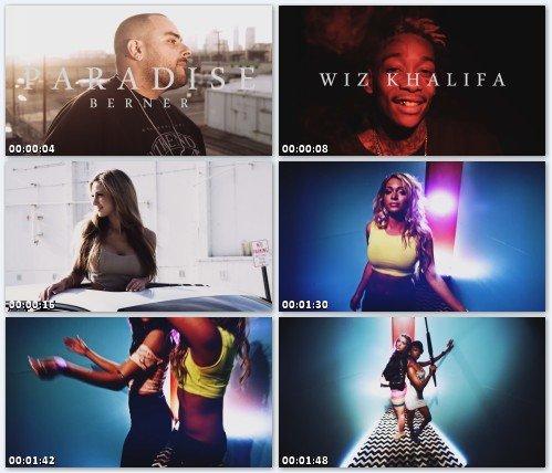 Berner feat. Wiz Khalifa - Paradise