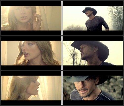 Tim McGraw feat. Taylor Swift - Highway Don't Care