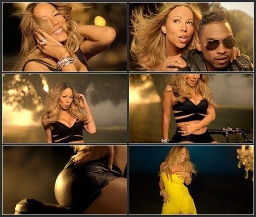 Mariah Carey ft. Miguel - #Beautifull