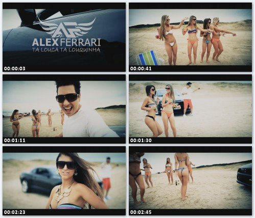 Alex Ferrari - Ta Louca Ta Louquinha