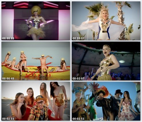 Loredana feat. Alex Velea, Cabron & Mazare - Viva Mamaia