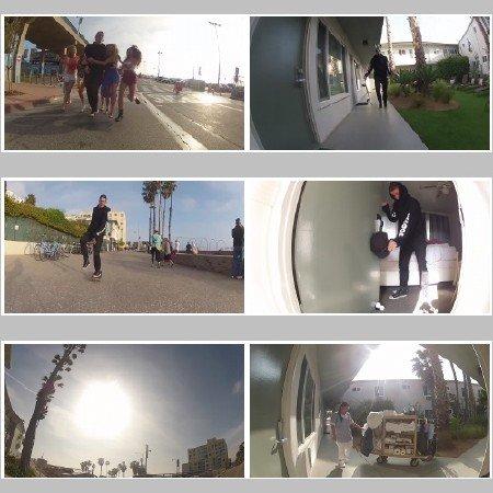 Sammy Adams & Mike Posner - LA Story