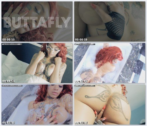 WSHH Candy - Buttafly (Uncensored)