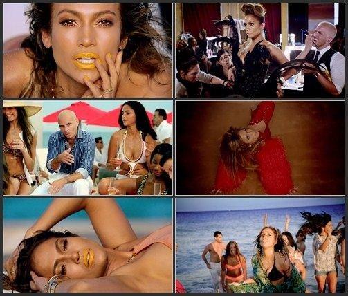 Jennifer Lopez ft. Pitbull - Live It Up