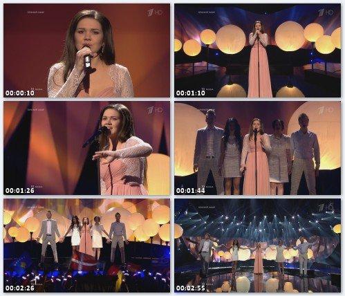 Dina Garipova (Дина Гарипова) - What If (Что, если...) (Eurovision 2013, Final) (Евровидение 2013, Финал)