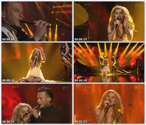 Emmelie de Forest - Only Teardrops (Denmark) 2013 Eurovision Song Contest Winner (Дания, победитель Евровидение 2013)