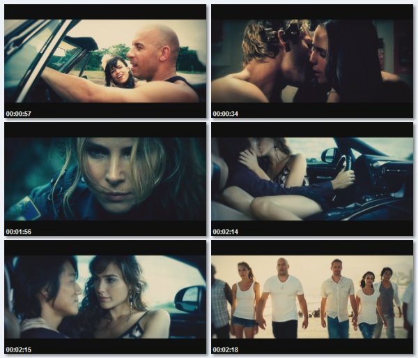 2 Chainz, Wiz Khalifa - We Own It (Fast & Furious 6)