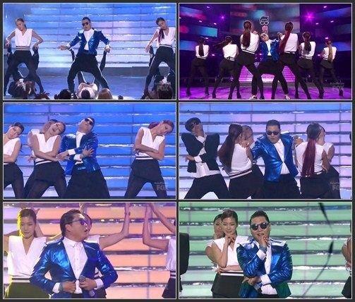 PSY - Gentleman (Live, American Idol, 2013)