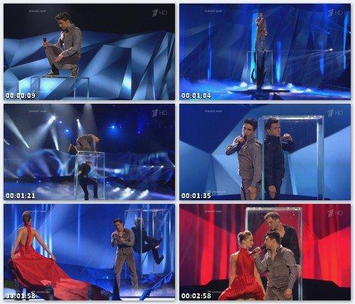 Фарид Мамедов - Hold Me (Eurovision 2013, Final, Azerbaijan) (Евровидение 2013, Финал, Азербайджан)