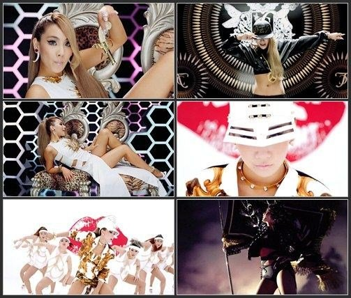 CL - The Baddest Female