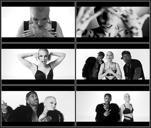 Jessie J feat. Big Sean & Dizzee Rascal - Wild