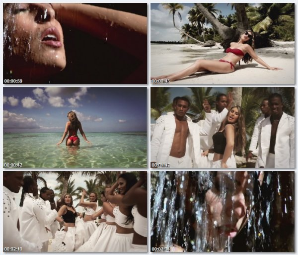 Village Girls vs Andrea T Mendoza Feat. AJ - La Isla Bonita