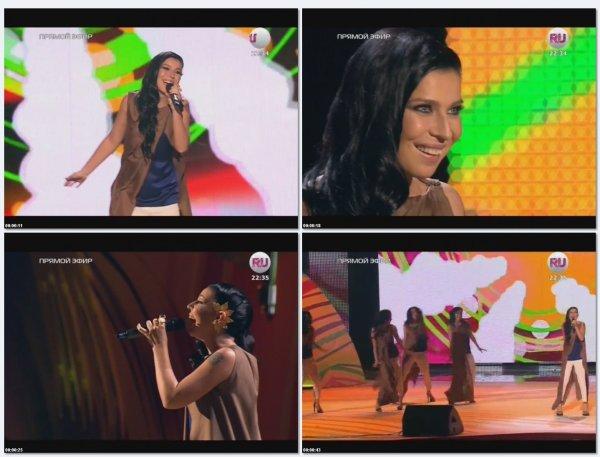 Ёлка - Хочу (Live Премия телеканала RU.TV 2013)