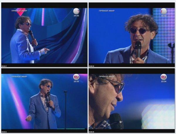 Григорий Лепс - Водопадом (Live Премия телеканала RU.TV 2013)
