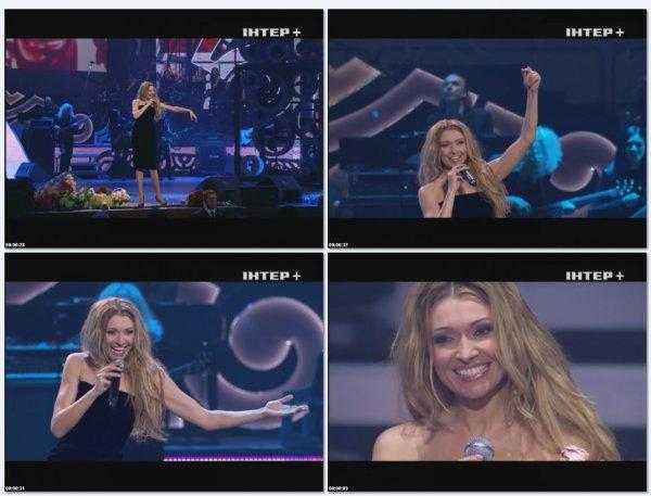 Анжелика Агурбаш - Роза на снегу (Live, Концерт в Кремле 2011)