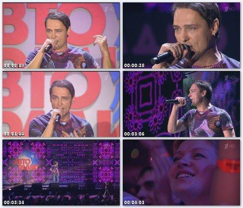 Юрий Шатунов - Розовый вечер (Live at Дискотека 80-х, 2012)