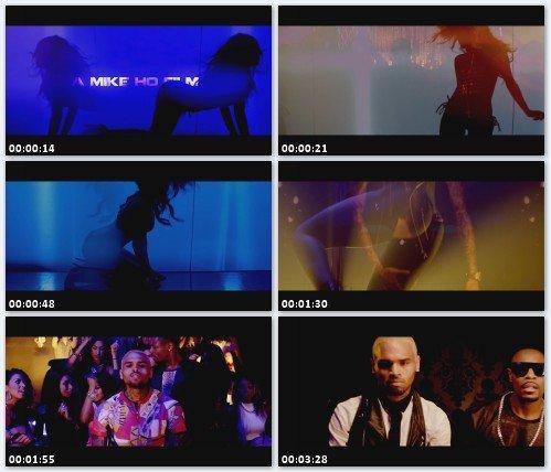 Tank ft. Chris Brown - Shots Fired