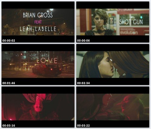 Brian Cross feat. Leah LaBelle - Shot Gun