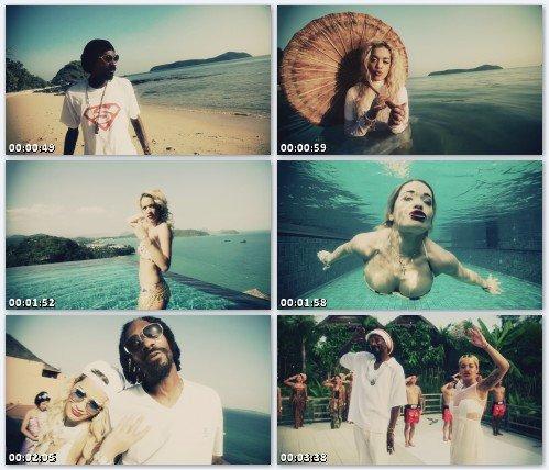Snoop Lion feat. Rita Ora - Torn Apart