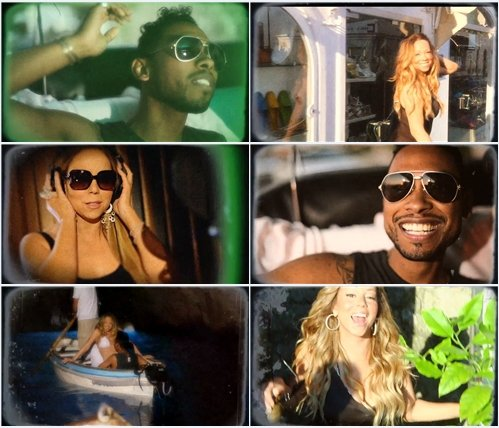 Mariah Carey ft Miguel - #Hermosa