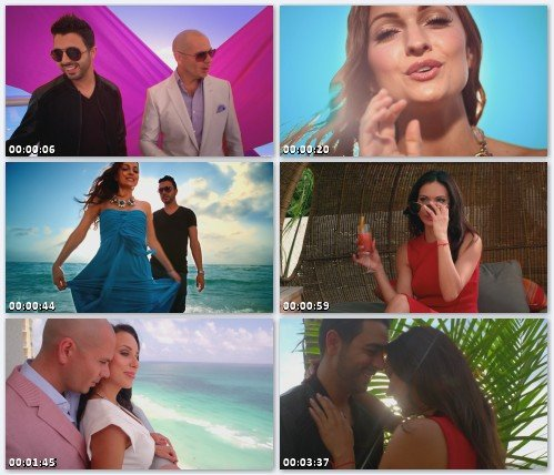Ahmed Chawki feat. Sophia Del Carmen & Pitbull - Habibi I Love You