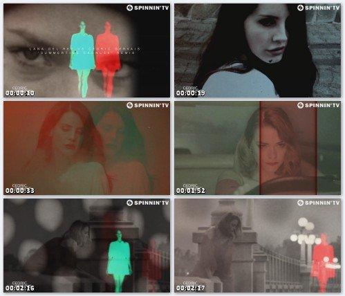 Lana Del Rey vs Cedric Gervais - Summertime Sadness Remix