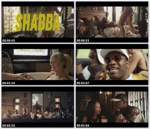 A$AP Ferg  ft. A$AP ROCKY - Shabba