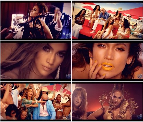 Jennifer Lopez & Pitbull - Live It Up On The Floor (DJ Linuxis Mash Up)